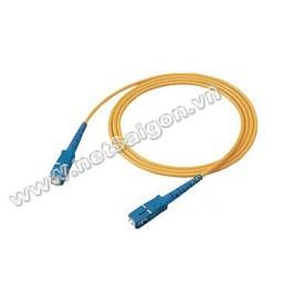 Dây nhảy quang SC/PC- SC/PC, đường kính dây 3.0 mm dài 5 m
